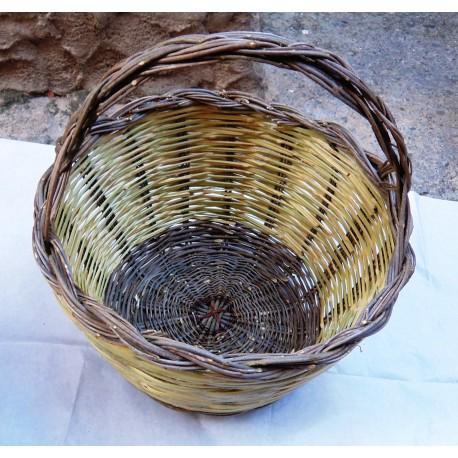 I cestini sardi (scartine), con il manico