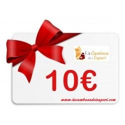 Gift Card da 10 €