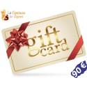 Gift Card da 90 €