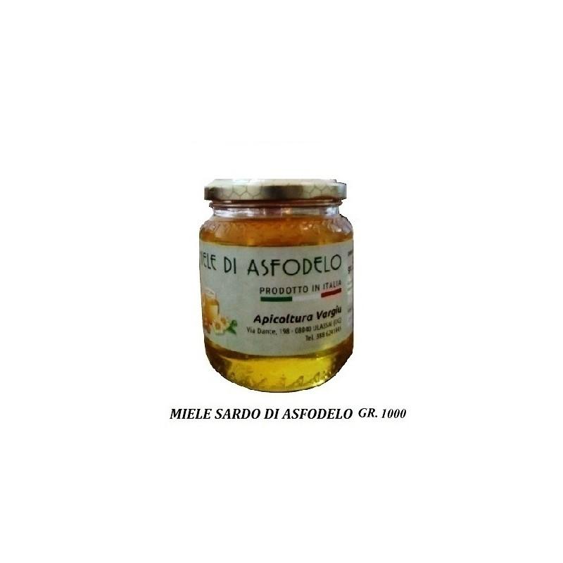 FIORI DI MIRTACEE 1000 gr. Miele di Sardegna