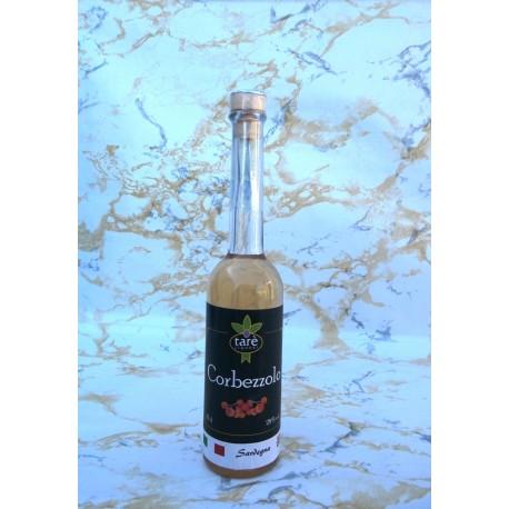 Liquore di Corbezzolo artigianale di Sardegna, confezione Medium
