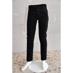 Pantalone tipico sardo in velluto nero