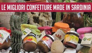 Confetture fatte in Sardegna